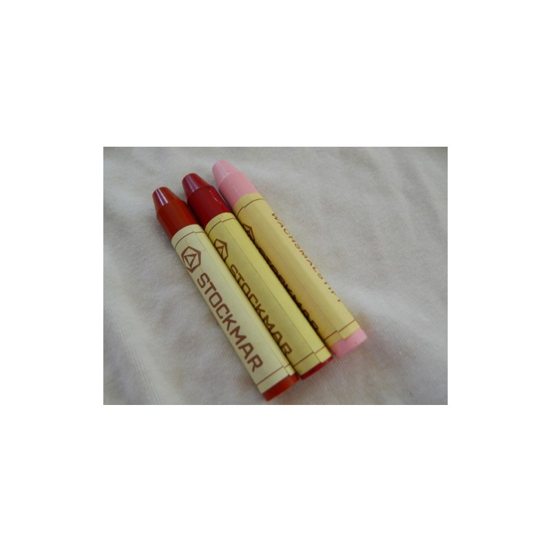 Rouge Crayon & Cloth Orange/Red