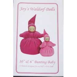 Bunting Doll 2 Sizes