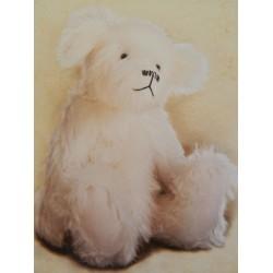Bear Pattern Eddie 33cm