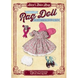 Fairy Pattern to fit 54cm doll