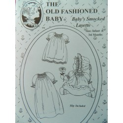 Old fashioned Baby