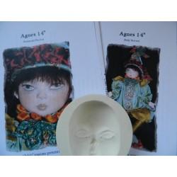 """Agnes 14"""" Complete Set"""