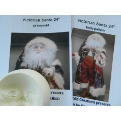 "Santa 24"" Complete Set"