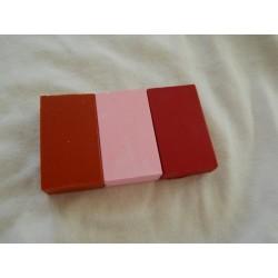 Rouge Block & Cloth Orange/Red