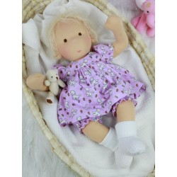 "Baby Rag Doll Pattern 14""..."