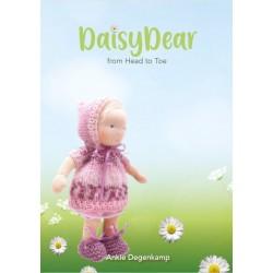 Waldorf Daisy Doll Book 20cm