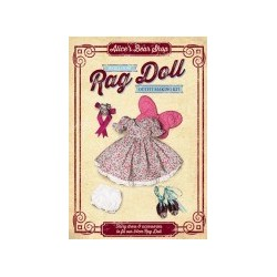 Rag Doll Clothing Kit - Fairy