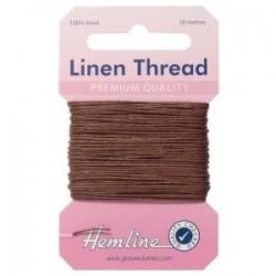 Linen Thread 10m Hemline